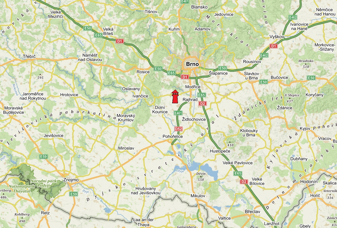 Popis: orechov-mapa1